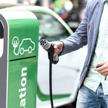 Super-fast charging for electric vehicles