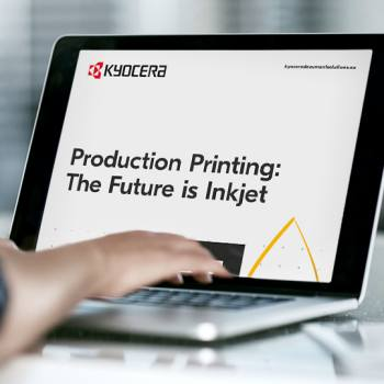 How inkjet conquered production printing